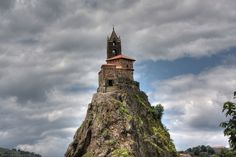 The Hermitage(Island of San Juan de Gaztelugatxe, Spain)    The small church, which is usually closed, dates from the 10th century and seems to have come from the Knights Templar.
