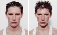 Boxers Before And After The Fight: 20 Beautiful Photography Project By Nicolai Howalt