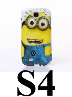 Samsung Case Despicable Me Minions Soft TPU Gel Cell Phone Cases