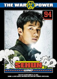 SEHUN : Digital Booklet : 'THE WAR : THE POWER OF MUSIC' from iTunes