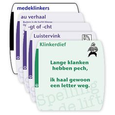 Edulink.nl - Poster Primary Education, Kids Education, Childhood Education, School Tool, School Hacks, Educational Leadership, Educational Technology, Spelling For Kids, Learning Quotes