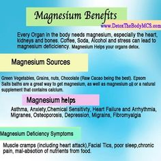 Vitamins and minerals in a paleo diet magnesium