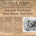 1000 images about french and indian war on pinterest for Revolutionary war newspaper template