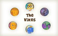 Vixes wallpaper 1440x900!