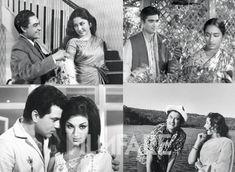 Ashok Kumar & Meena Kumari, Sunil Dutt & Nutan, Dharmendra & Sharmila Tagore, Kishore Kumar & Madhubala.