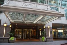 Our venue, the Philadelphia Marriott Downtown