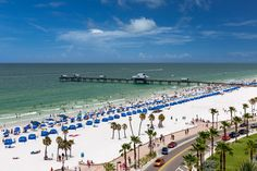 Clearwater Beach - Clearwater - Best Florida Beach Nominee: 2015 10Best Readers' Choice Travel Awards