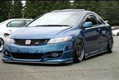 Honda Civic Si Coupe, Civic Coupe, Civic Hatchback, Honda Vtec, Honda S, Honda City, Tuner Cars, Japan Cars, Love Car