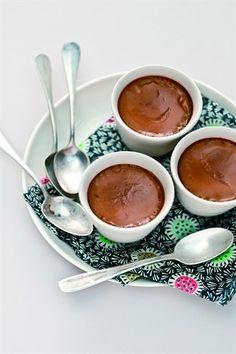 Flans au café - Larousse Cuisine Au café, au chocolat, à la vanille, au caramel... Déclinez ces flans selon vos envies!
