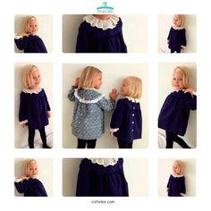Macali Wedding With Kids, Baby Kids, Kids Outfits, Kids Fashion, Fall Winter, Ruffle Blouse, Knitting, Children, Kids Clothing