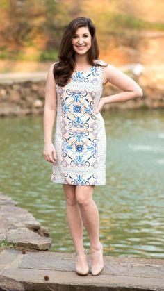7107fd29f409 Sunday Brunch Dress – I Do Declare Boutique #dress #easterdress #springdress  Brunch Dress