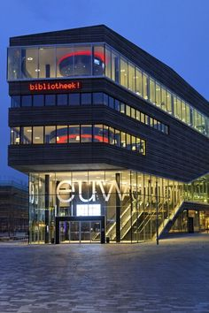 Almere Library, Netherlands