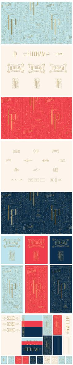 Fetcham Park Identity by Kevin Cantrell