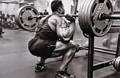 Squats - Tips for the perfect squat. Build you leg muscles and get strong. Leg day can be the best day with these tips for perfecting your squat. Gym Memes, Gym Humor, Workout Memes, Workout Tips, Workout Plans, Bodybuilding Workouts, Bodybuilding Motivation, Squat Routine, Biceps Femoral