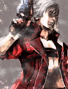 Done by amatoy3 on deviantart. Dante