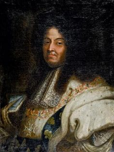 View Portrait of Louis XIV in bust Century) By French School, oil on canvas; Access more artwork lots and estimated & realized auction prices on MutualArt. Louis Xiv, Ludwig Xiv, Portrait, Bourbon, French History, French School, Magazine Art, Art Market, Versailles