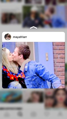 For all those Lucaya shippers out there ;) // GMW Fanart