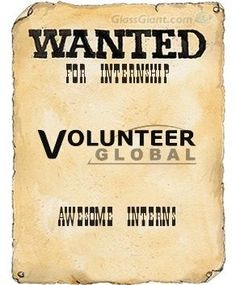 We have 3 great internships available which offer you relevant and valuable experience!   http://volunteerglobal.com/page/internshi  ps-volunteer-global1