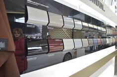 Farbkollektion BMW individual im BMW MUSEUM München/ Color collection BMW individual at BMW MUSEUM Munich