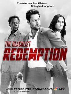 Blacklist Redemption (@RedemptionNBC) | Twitter