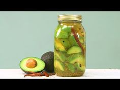 Avocado Pickles Are the Newest Avo Trend | Epicurious.com