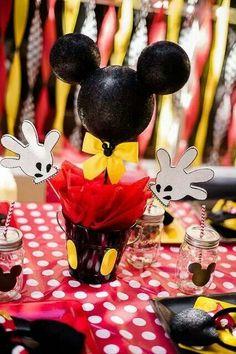Amei todos os detalhes - Mickey