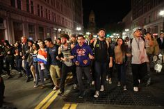 One person was injured during what the protesters in California called a spontaneous outcry against the election of Donald J. Trump as president.
