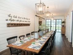 They Asked Chip And Joanna To Transform This Barn Into Their DREAM Home. Wait Until You See It NOW!