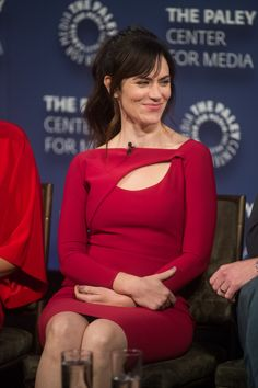 Maggie Siff Photos Photos - PaleyLive: 'Billions' Sneak Peek at Season Two, Plus Discussion - Zimbio Sons Of Anarchy Tara, Maggie Siff, Jessica Pare, Famous In Love, Celebs, Celebrities, Girl Fashion, Style Fashion, Actors & Actresses