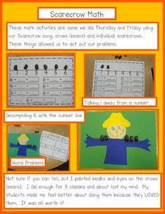 Golden Gang Kindergarten: October