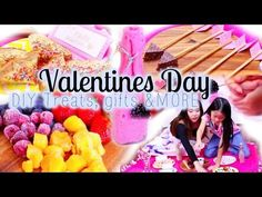 Valentines Day (Last Minute!) ♥ DIY Treats, gifts & outfit idea!