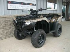 New 2017 Honda FourTrax® Rancher® 4x4 DCT IRS EPS ATVs For Sale in Minnesota. GET THIS NEW 2017HONDA RANCHER, MODEL # TRX420FA6 IN TOUGH CAMO FINISH NOW ON SALE FOR A GREAT PRICEAT CAROUSEL MOTORSPORTS IN DELANO!! Please call for current pricing. Manufacturer allows advertising only MSRP. MSRP on this model, TRX420FA6 is $ 8,449.00 + $ 350.00 destination charge. Honda's Ranchers have long been the best-selling all-terrain vehicles in America—and they didn't get there by…