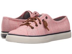 Love the color!  Hot pink would also be awesome :) Sperry Top-Sider Seacoast Cross-Hatch at Zappos.com