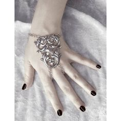 The Realm of Eternal Ice ❤ liked on Polyvore featuring jewelry, bracelets, pictures, backgrounds and photos