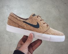 "Nike SB Stefan Janoski ""Cork"" 