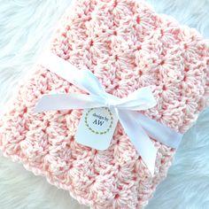 Tassels Crochet Handmade Lightweight Baby Nursery Blankets for Sale,Lacy kids throw Blankets,White Aqua Grey Babys Blanket,Baby Shower Pram