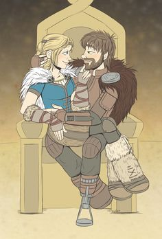Not a king But a chief Httyd Dragons, Dreamworks Dragons, Disney And Dreamworks, Httyd 3, Couple Cartoon, Cartoon Shows, Anime Elf, Horror Drawing, Hiccup And Astrid