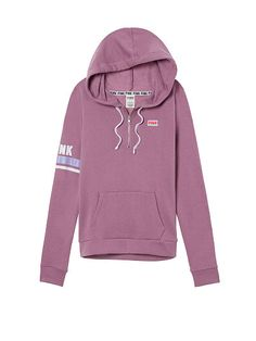 Shop our All Sweatshirts collection to find your cutest look. Only at PINK. Vs Pink Outfit, Pink Outfits, Fashion Outfits, Victoria Secret Outfits, Victoria Secret Pink, Colorful Hoodies, Back To School Outfits, Lounge Wear, Sweatshirts