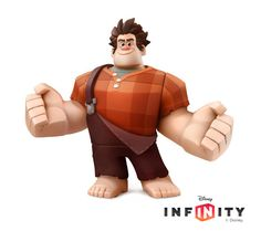 ArtStation - Ralph - Disney Infinity - Toy Sculpt, Ian Jacobs