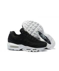 new styles edd3f a6863 Nike Air Max 95 Original Black White Trainers Cheap Air Max 95, Air Max 95