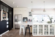 DOM HOUSE LOVES - zdjęcie od Pracownia projektowa HOUSE LOVES - Kuchnia - Styl Nowojorski - Pracownia projektowa HOUSE LOVES