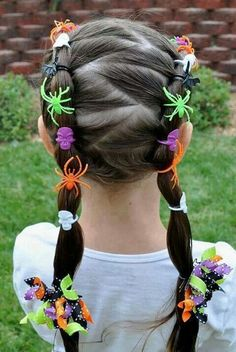 Miraculous 1000 Images About Silly Hairstyles On Pinterest Crazy Hair Days Hairstyle Inspiration Daily Dogsangcom
