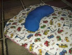 The Seam Rippers: Tummy Time Mat.... Tummy time pillow pattern