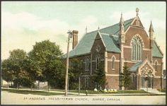 St. Andrew's Presbyterian Church.