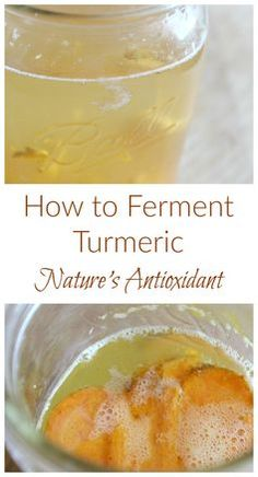 Turmeric is one of nature's true superfoods. Increase its potency by fermenting it. Find out how!