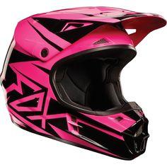I want this Fox Helmet!!..