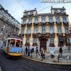Chiado, Lisboa ⠀