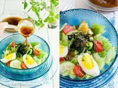 Wafu Dressing (Japanese Salad Dressing) 和風ドレッシング