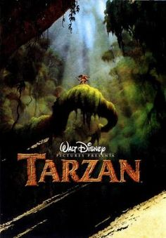 Walt Disney Pictures, Painting Shelves, Tarzan Of The Apes, Shakespeare In Love, Film Logo, Audio Latino, Famous Logos, Adventure Film, Film Releases