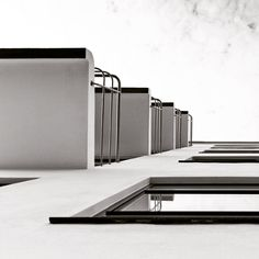 Bauhaus - Dessau - Germany - 2012 - Photo © Matthias Fluhrer
